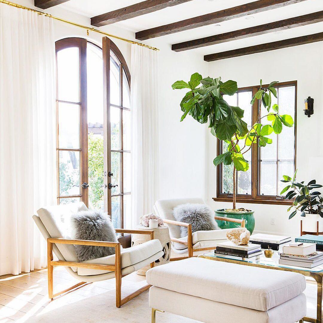 The Easiest Way To Breathe New Life Into A Space? Add Some
