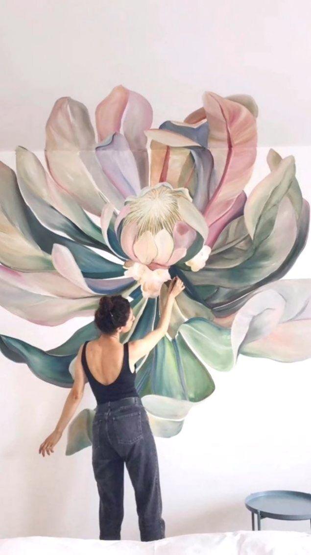 Kunst... Shion... Siness auf instagram acryl von lilit ...