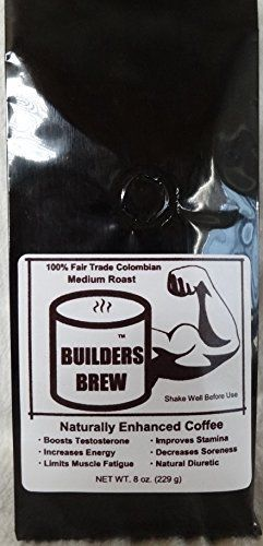 Builders Brew Bodybuilding Coffee! The only 100% naturally enhanced brewed coffee available! 100% Organic Fair Trade The all natural proprietary blend of unique herb extracts in this coffee are designed to activate the body's natural capabilities necessary for peak performance. * With just one cup of our coffee, testosterone, stamina and energy increase, while fatigue and soreness fade. Each cup contains the daily suggested amount of each all natural supplement! fitness motivation, #healthy…