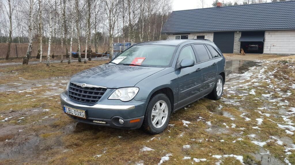 Chrysler Pacifica 4x4 Benz Lpg Zrejestrowany 5972245273 Oficjalne Archiwum Allegro Chrysler Pacifica Chrysler 4x4