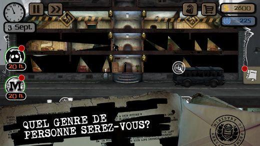 Le jeu Beholder disponible à petit prix sur iPhone et iPad https://t.co/eziBZPu7QO
