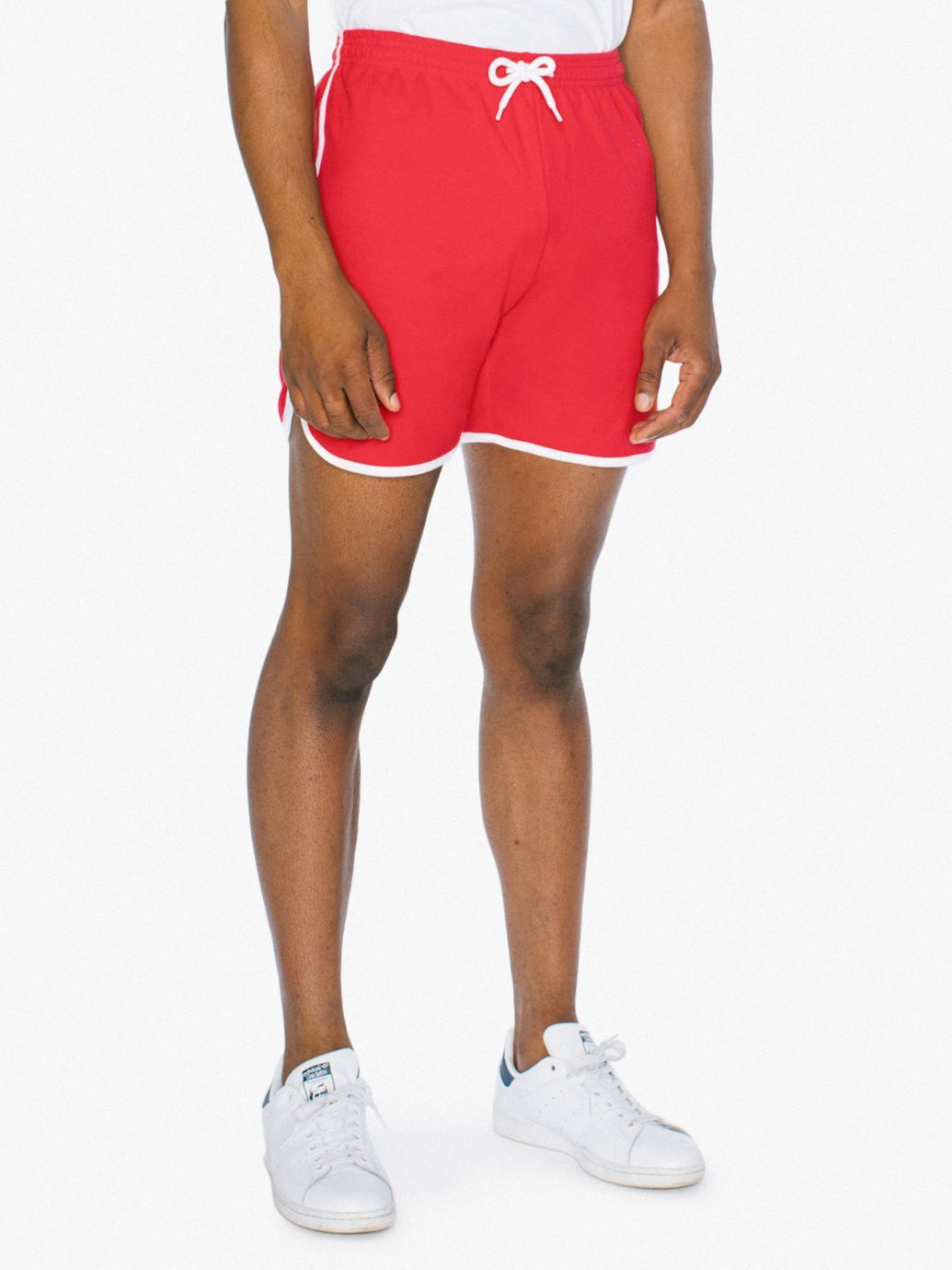 The Interlock Basketball Shorts Are A Modern Take On The Classic 70 S Running Shorts For Men Br Br Mens Fashion Classic Basketball Shorts American Apparel