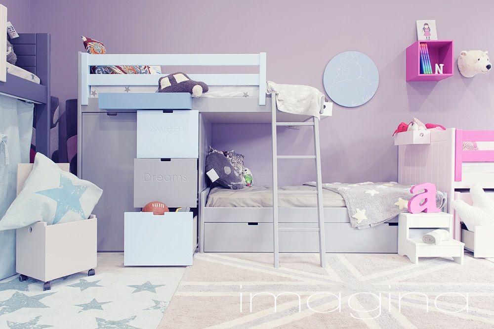 Tienda distribuidores de muebles asoral tienda de - Dormitorios infantiles modernos ...
