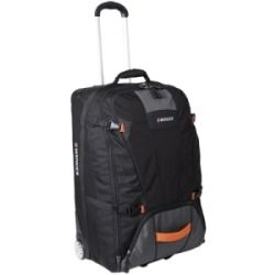 Wenger Sierre Travel/Luggage Case (Roller) for Travel Essential - Gra - product - Product Review