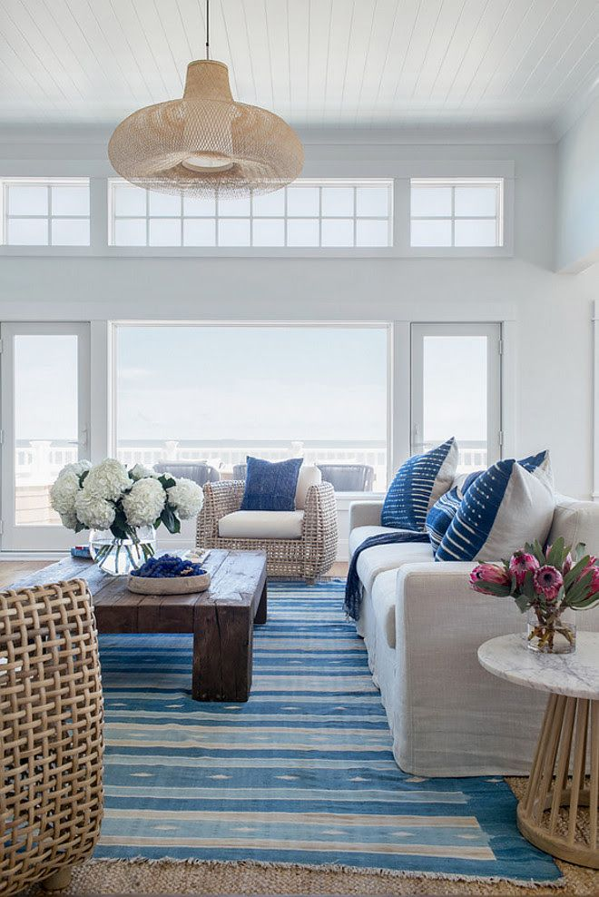 Simply White by Benjamin Moore Shiplap paint color is