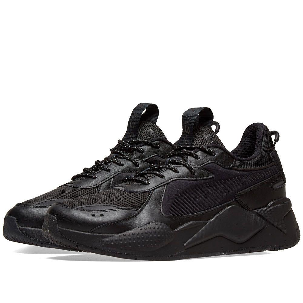 Black shoes men, Pumas shoes, Sneakers