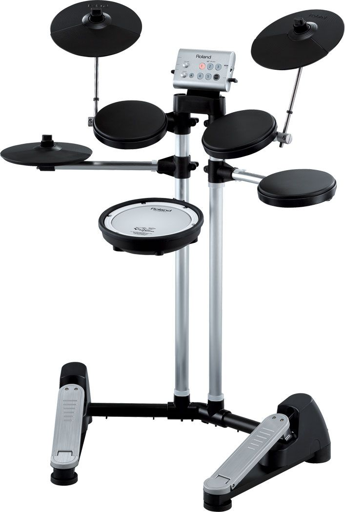 Roland Hd1 Electronic Drum Kit Electronic Drums Digital Drums