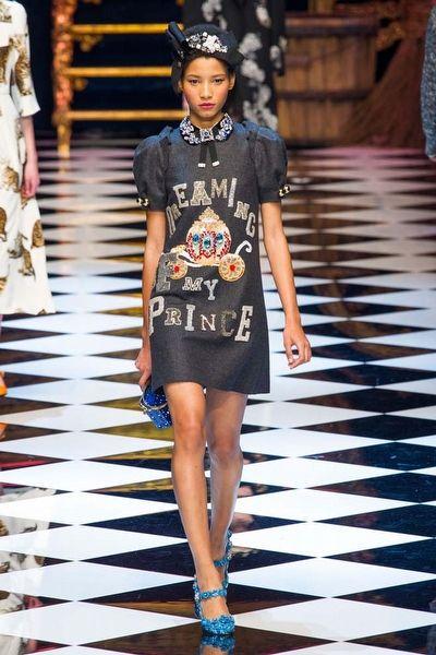 Milano Moda Haftası: Dolce & Gabbana - Fotoğraf 48 - InStyle Türkiye