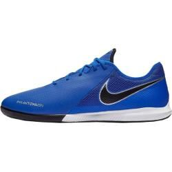 Photo of Nike Men's Soccer Shoes Indoor And Hard Court Phantom Vision Academy Ic, Size 46 In Racer Blue / blac