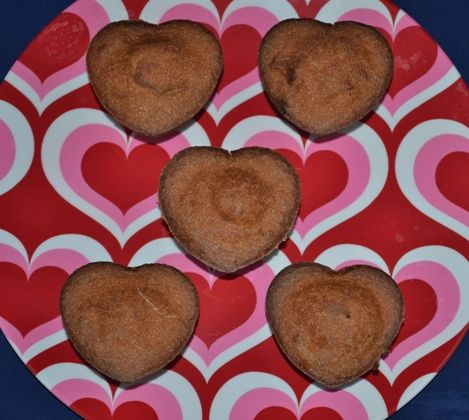Homemade Valentine's Day treats for your pup!