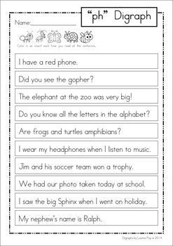 Ph digraph games activities worksheets 84 pages in total a page ph digraph games activities worksheets 84 pages in total a page from the unit reading page for homework ibookread Read Online