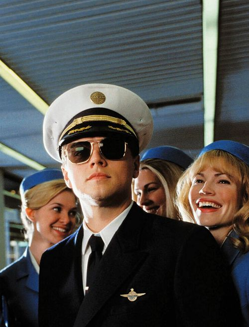 'Catch Me If You Can' (Steven Spielberg, 2002).