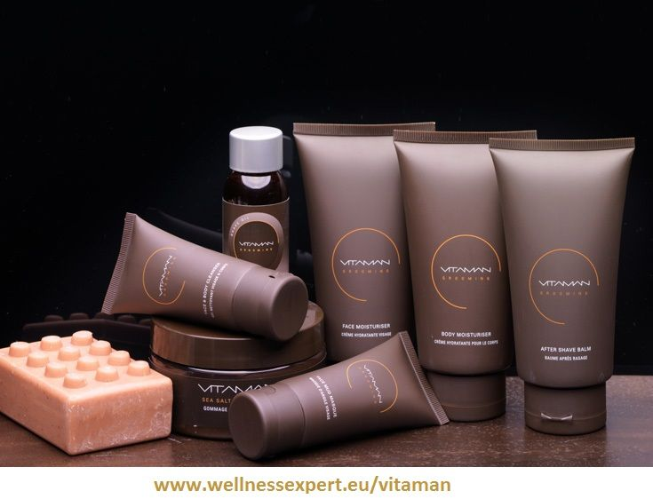 Major Announcement! We have added #vitaman products to our range! So men can find products specific for them too!  Organic! These products gained their reputation , because they simply WORK! www.wellnessexpert.eu/vitaman #skincare #grooming #men