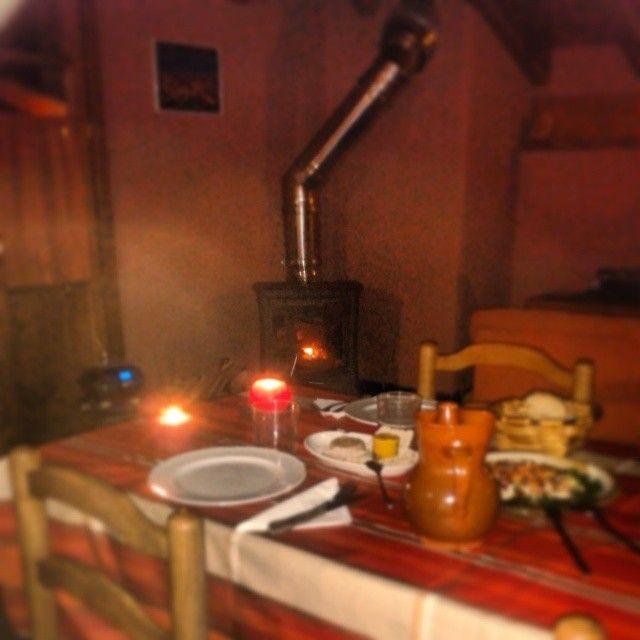 Cena romántica preparada para los alojados en la casa Marcos   blog ...