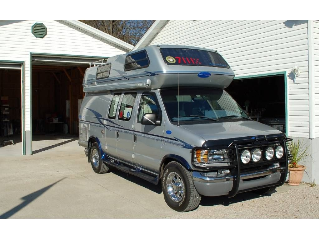 Check out this 1997 Airstream INTERSTATE listing in Fort