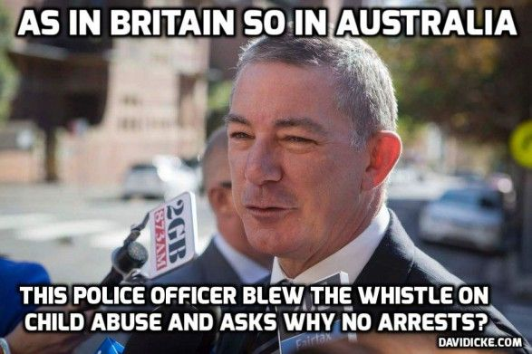 Detective Chief Inspector Peter Fox retires from police after sparking royal commission into child sex abuse