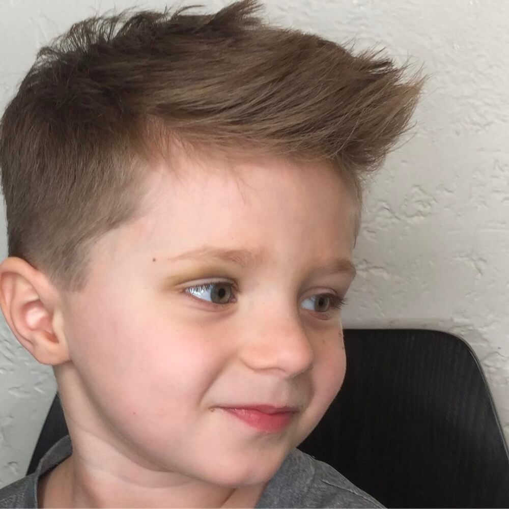 28 Coolest Boys Haircuts For School In 2020 Cool Boys Haircuts Boys Haircuts Boy Hairstyles