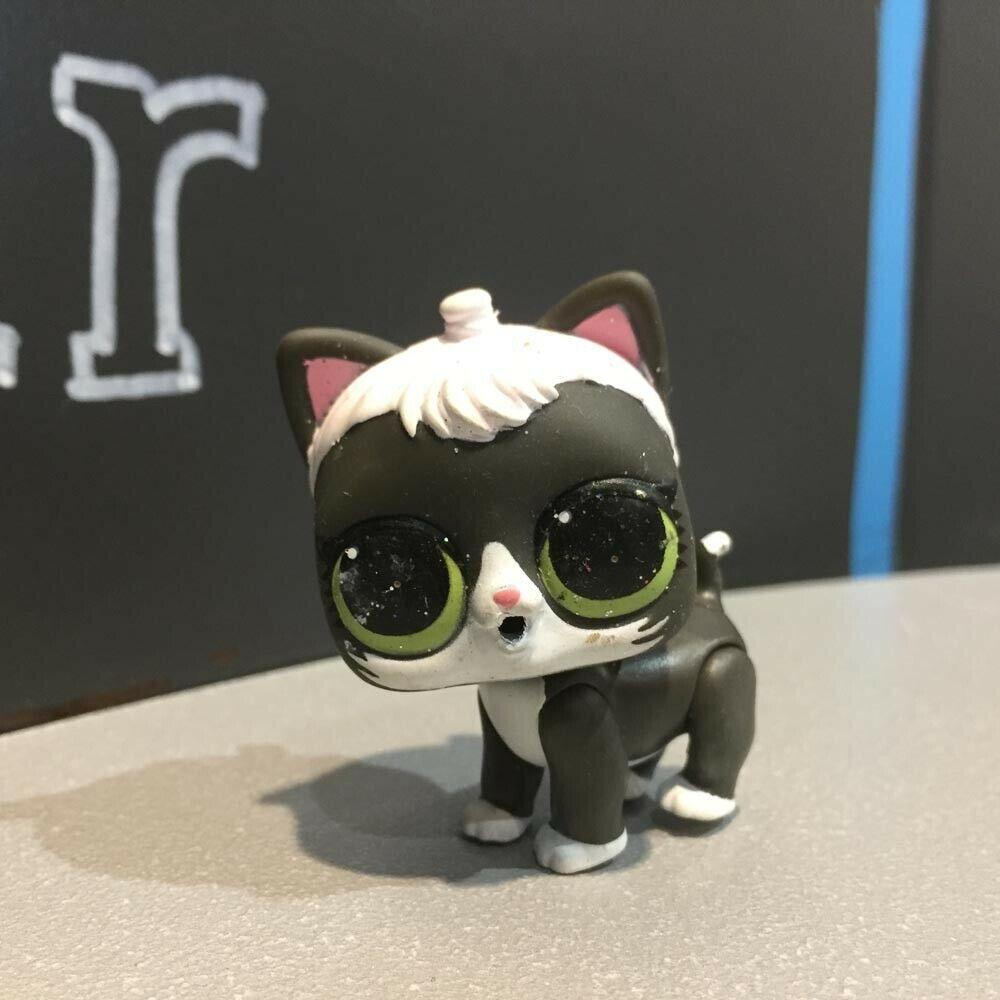 2X LOL Surprise Pets Doll Animals Roller Kit Cat+Fresh Feline Kitty Cat Toy