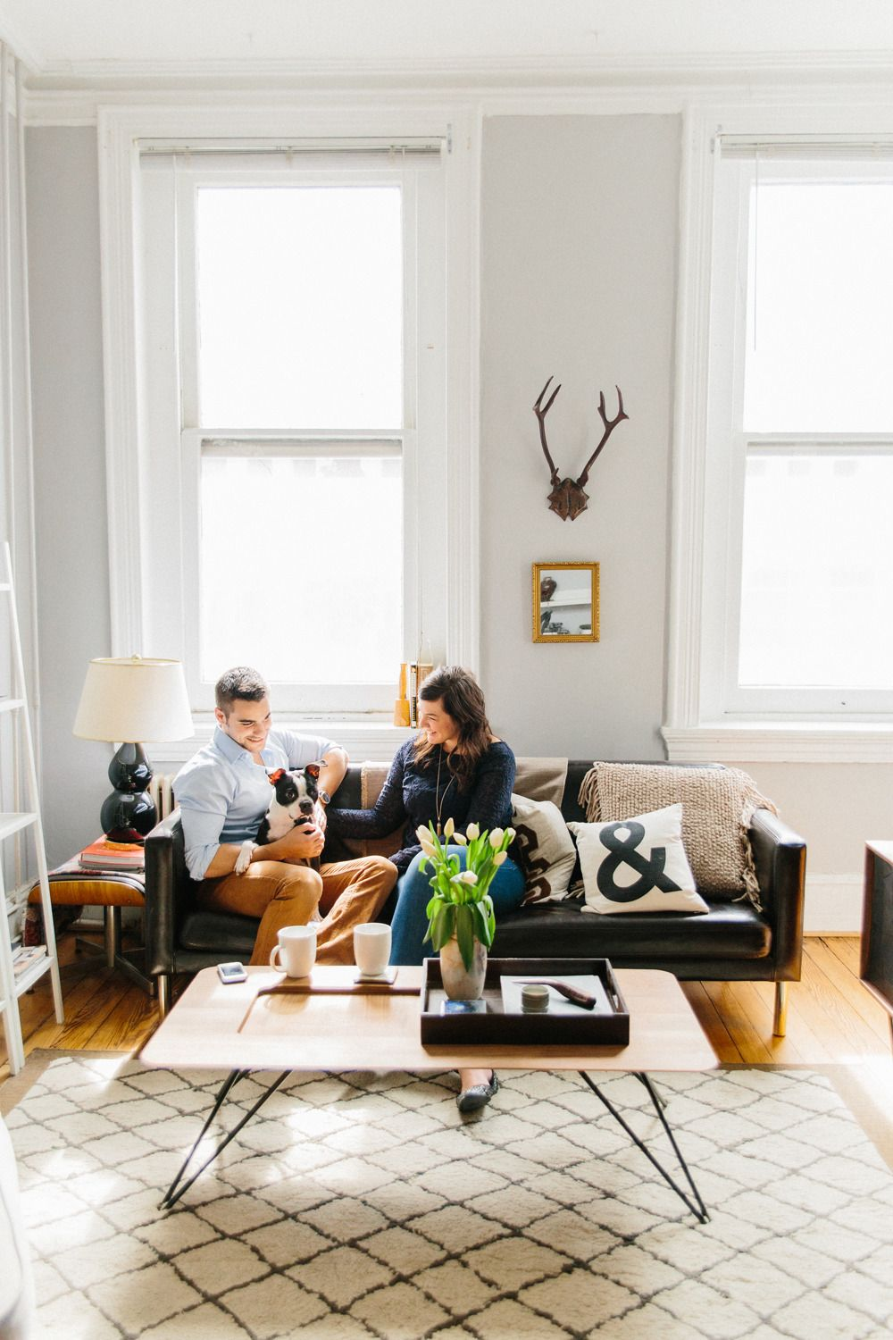 Caitlin Creative Home Tour   Neutral, Living rooms and Creative