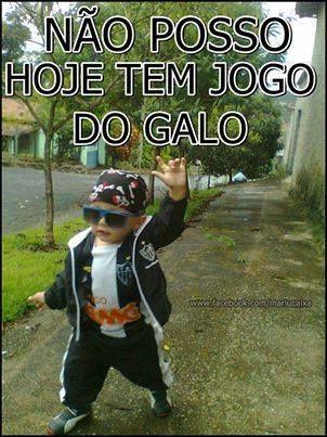 Nao Posso Hoje Tem Jogo Do Galo Jogo Do Galo Clube Atletico Mineiro Atletico