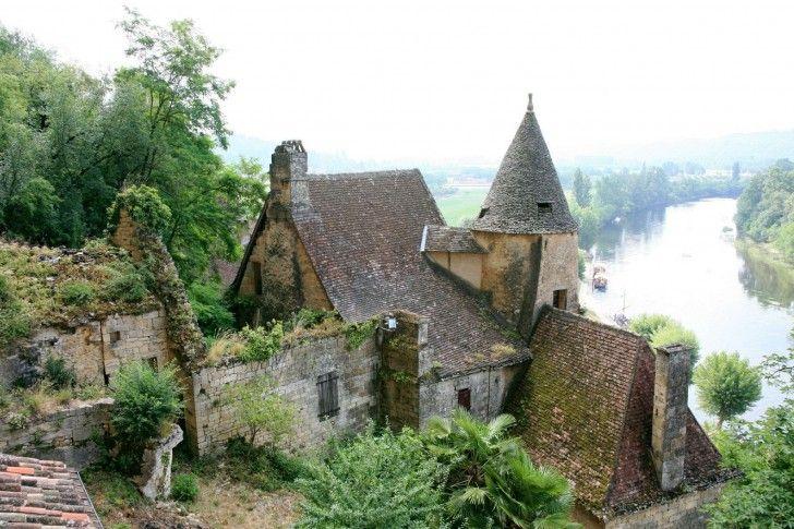 Castelos natureza, árvores, ruínas, Arquitetura Floresta, Edifícios wallpapers