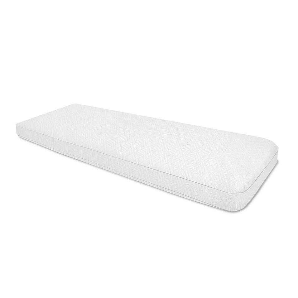 Therapedic Cool Touch Memory Foam Body Pillow White Memory Foam