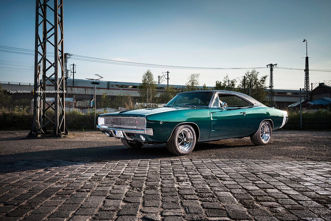 68 Charger by AmericanMuscle