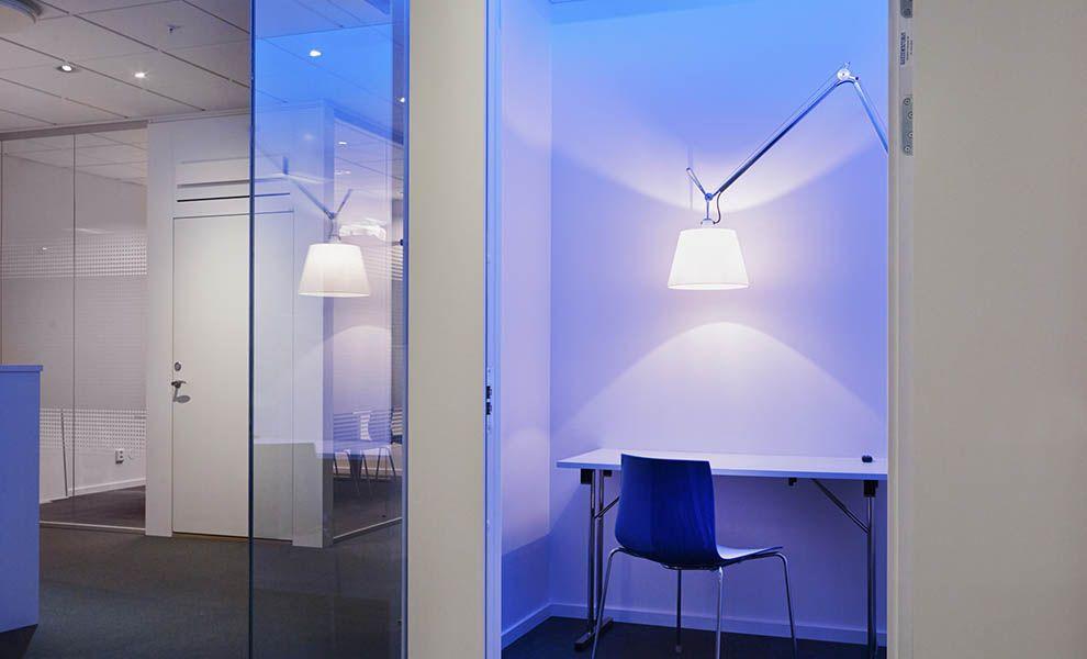 ÅF Lighting » ÅF Office in Malmö