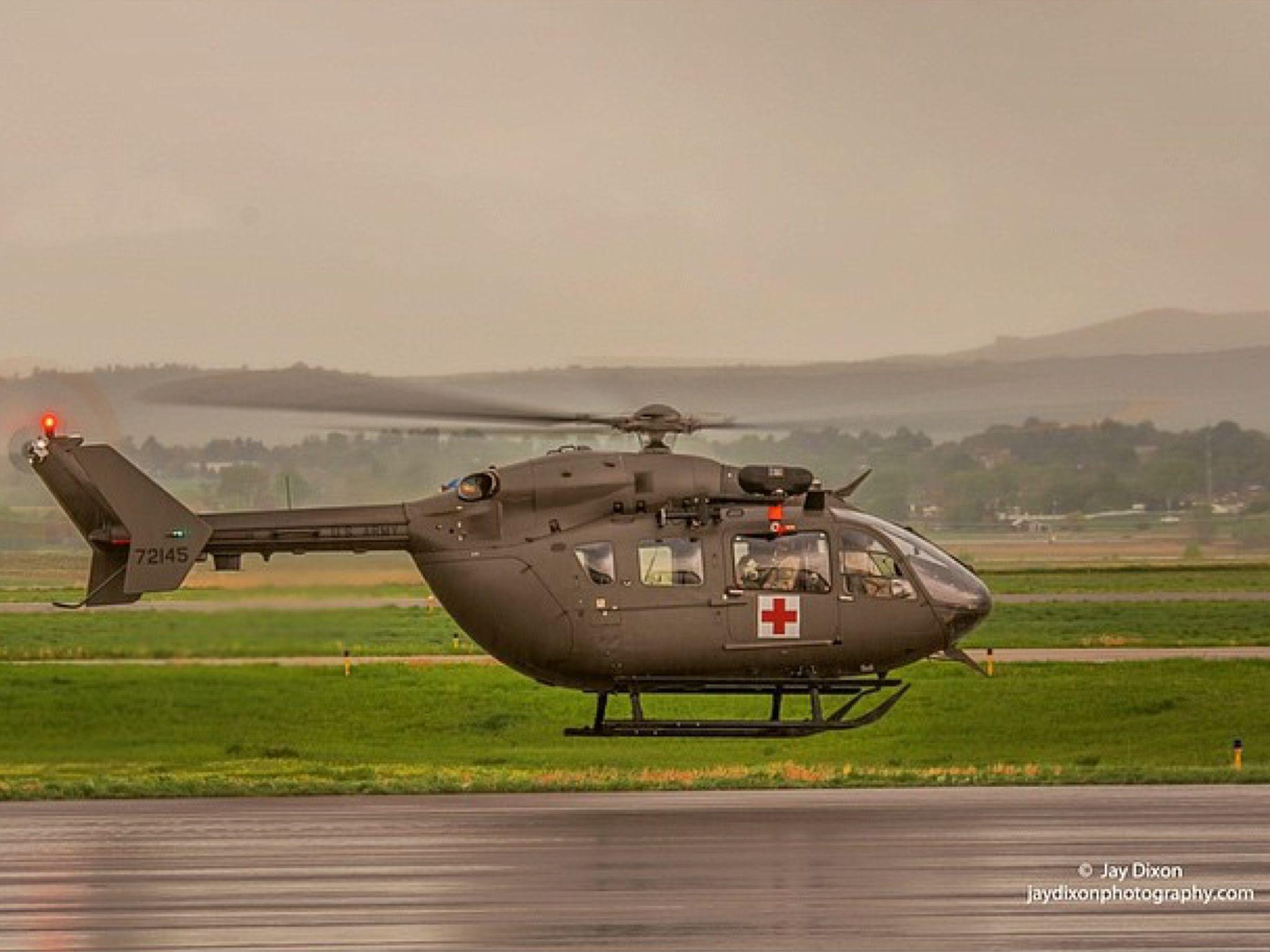 Lakota Helicopter