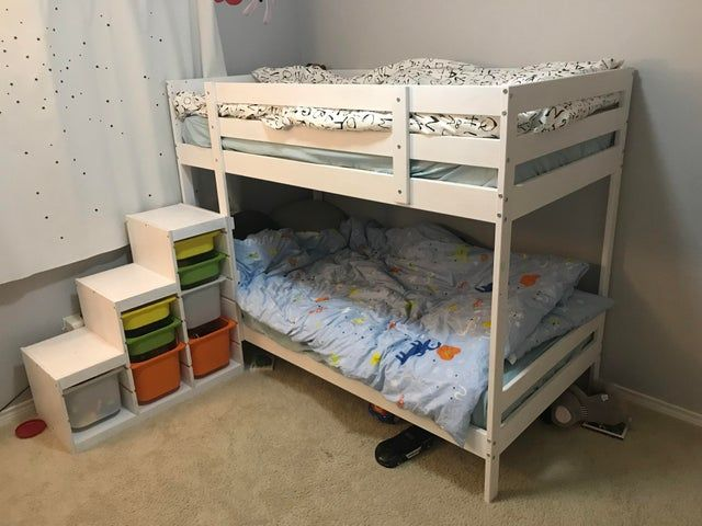 pinsara trabuccosybilrain on girls bedroom  bunk