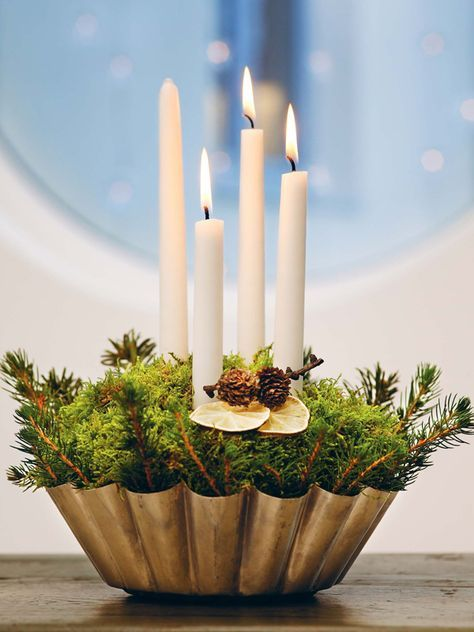 Zauberhafte Weihnachtsdeko - Gartenzauber