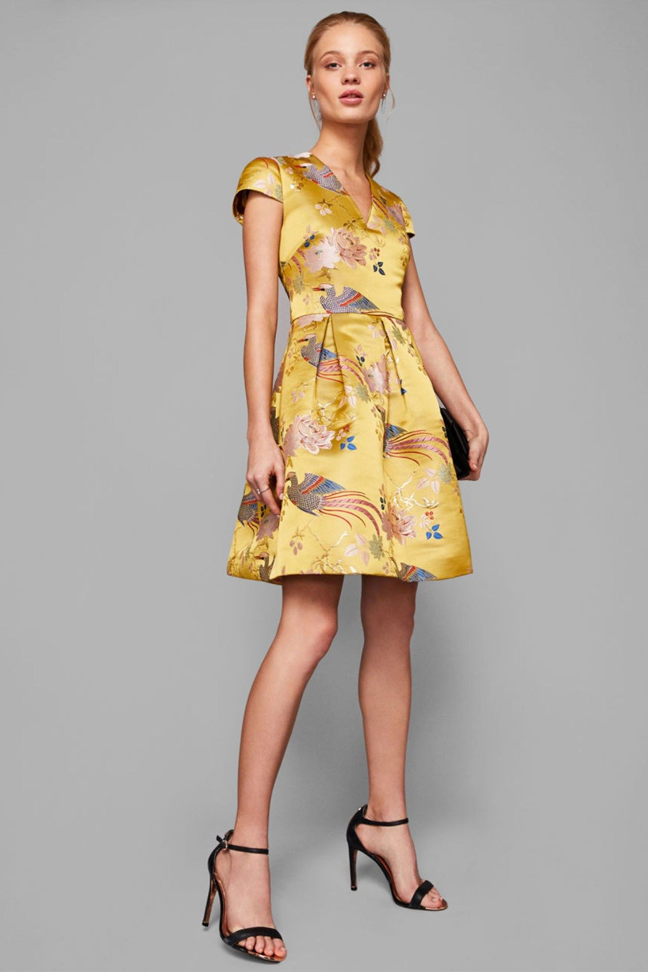 3656df92f04 The Most Stylish Summer Wedding Guest Dresses From bold colours to soft  florals