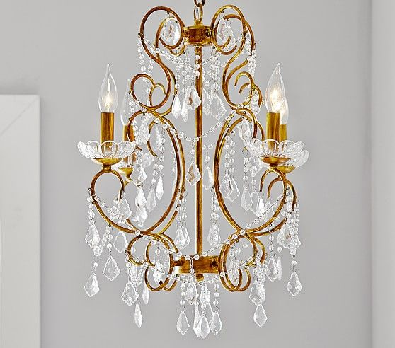 Pottery Barn Kidsu0027 Chandeliers Make A Beautiful Addition To A Bedroom Or  Nursery. Find Chandelier Lighting And Light Up The Room In Style.