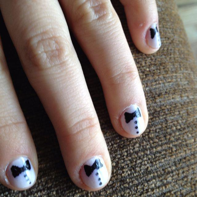 Bowtie nails!