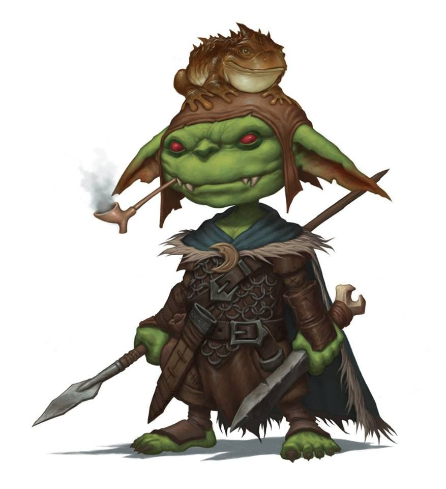 Character Drawings Portraits And Monsters: Goblin, Goblin Art, Fantasy Monster