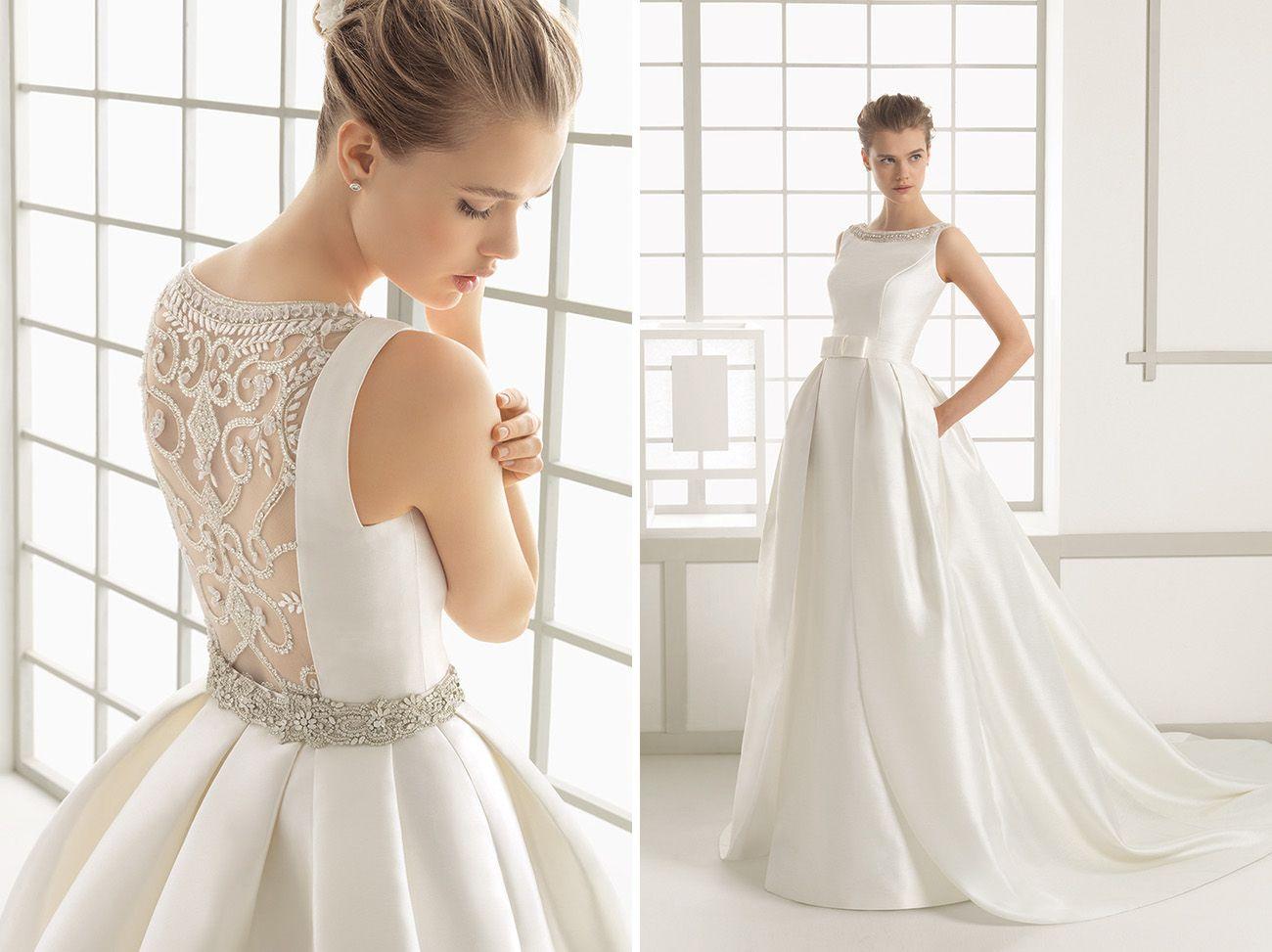 Gws Interviews Rosa Clará Clara Wedding Dresseswedding
