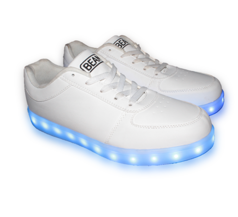 Sale Now On - Rechargeable Light Up Shoes | Multi-Colour LED Modes