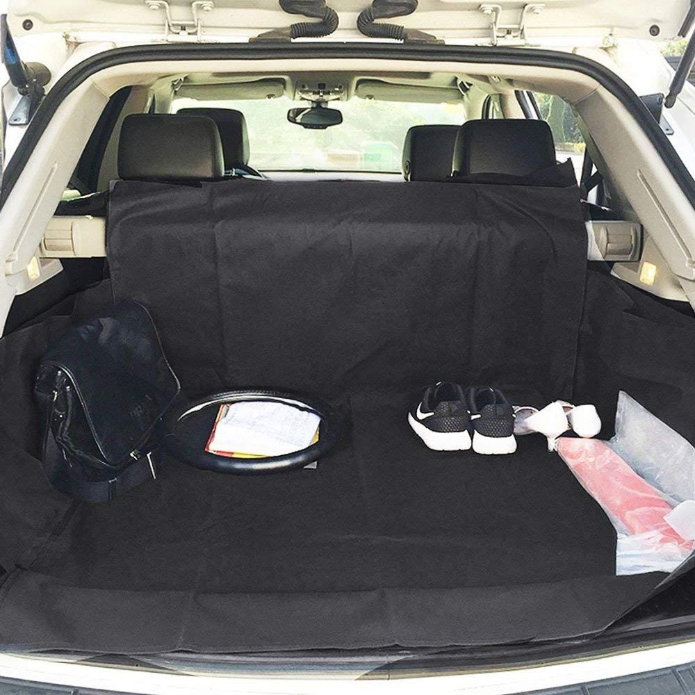 HAOCOO Waterproof Durable Pet Seat Cover for Cars Cargo