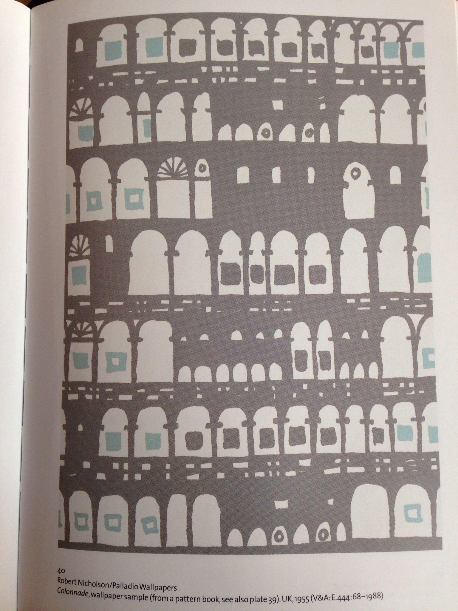 V&A Pattern Book