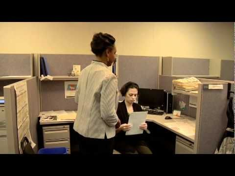 ▶ Cheryl: Work Without Limits - YouTube - Accommodations in the workplace
