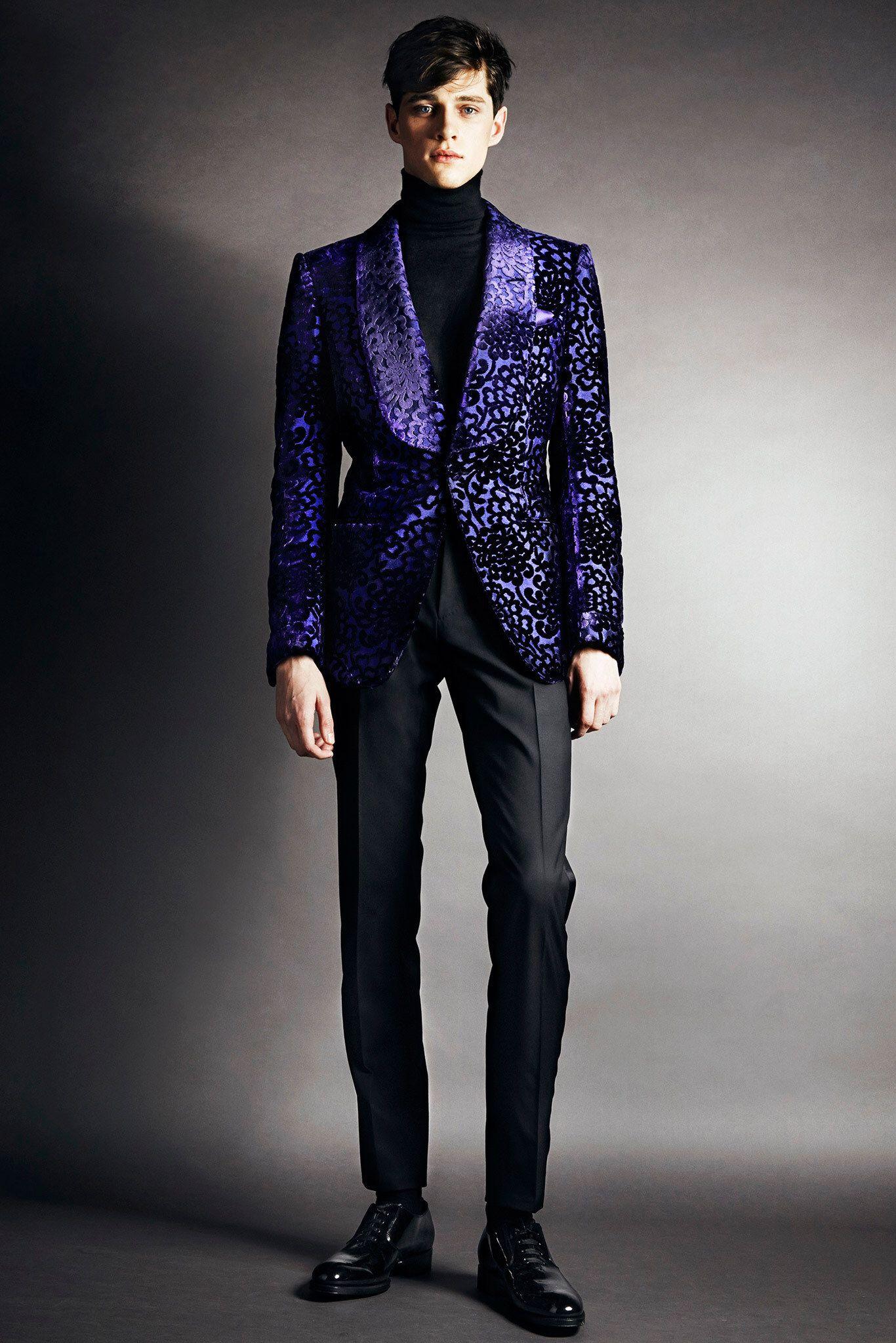 257674fe9ed8 Tom Ford Fall 2014 Menswear Fashion Show in 2019