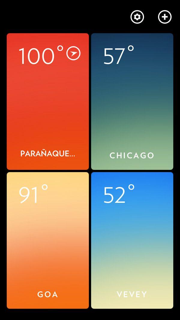 Examples of Flat Designs in iOS Apps Flat design, Design
