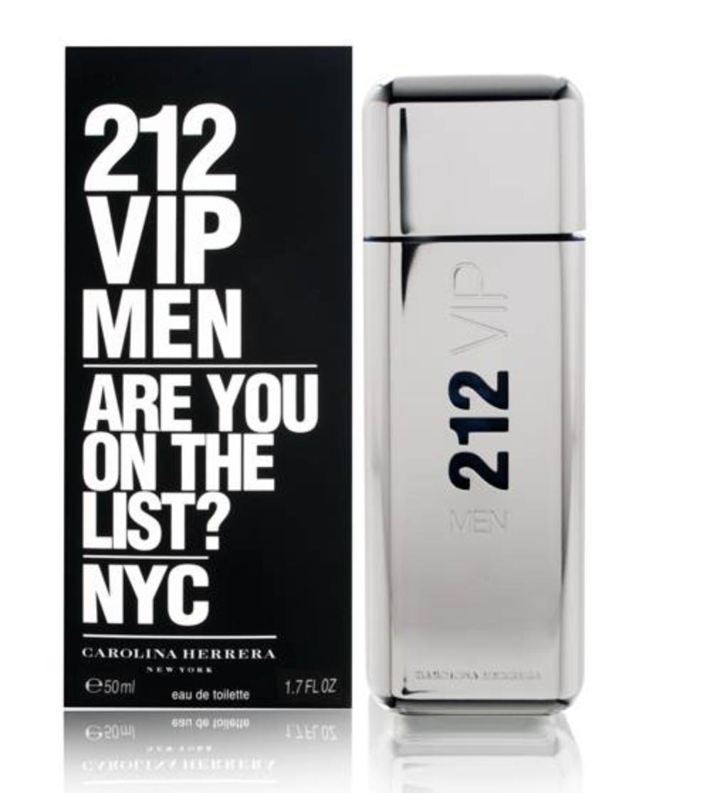 e270a43767 Carolina Herrera - 212 VIP MEN - eau de toilette para homem