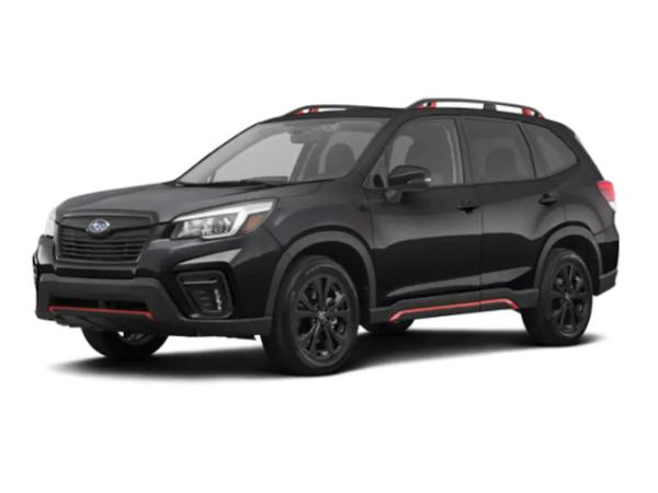 Subaru Forester 2019 in 2020 Subaru forester, Subaru