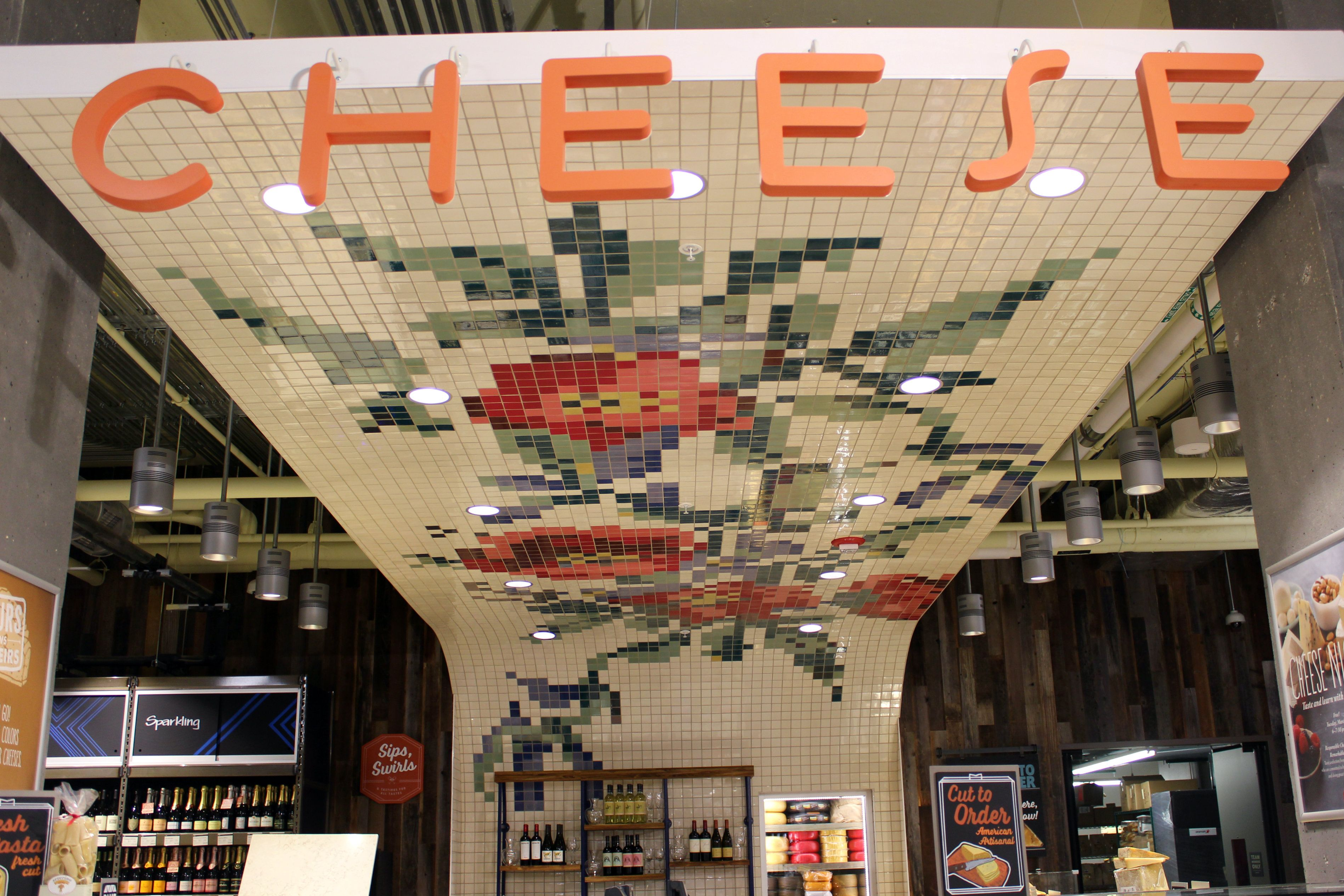 First look new whole foods west loop is all boozed up
