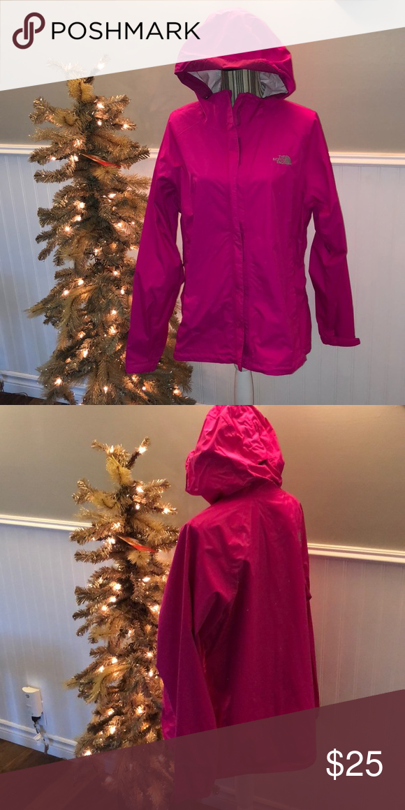 North Face Pink Rainsnow Jacket Pinterest Rain Face And Zip