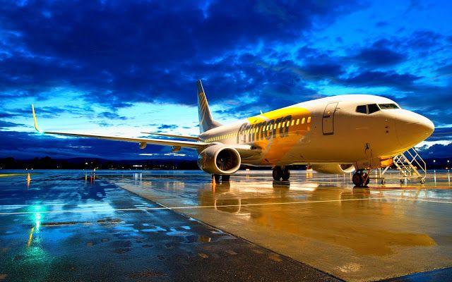 Plane Desktop Hd Images Fond D Ecran Avion Aviation Civile Lumiere Soiree