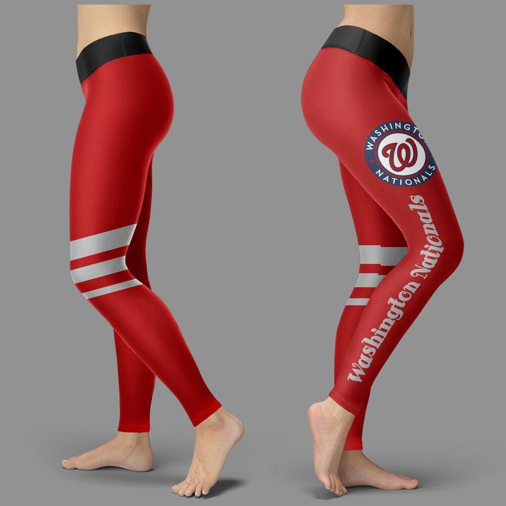0fa84360 Through Great Logo Spread Body Striped Circle Washington Nationals ...