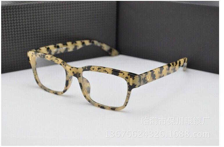 Fashion Optical Frame Eyeglasses Women Men Clear Transparent Glasses ...