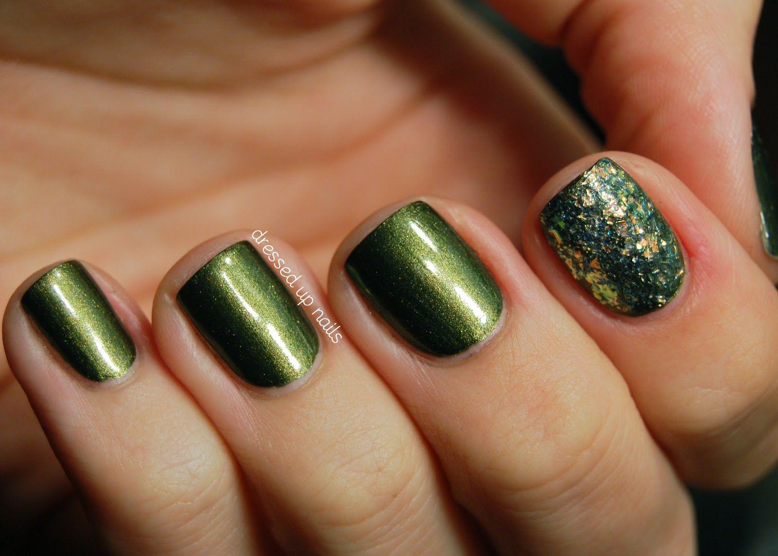 Dressed Up Nails November 2012 Prom Nail Art Nailed It